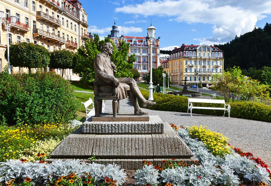 Spa & Wellness Hotel St. Moritz, Goethe