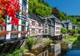 Hotel Haus am See in Simmerath-Einruhr, Ausflugsziel Monschau