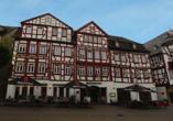 Hotel Schlemmer in Montabaur im Westerwald, Außenansicht