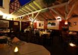 Hotel Schlemmer in Montabaur im Westerwald, Innenhof
