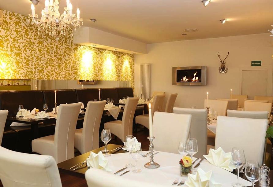 Hotel Schlemmer in Montabaur im Westerwald, Restaurant