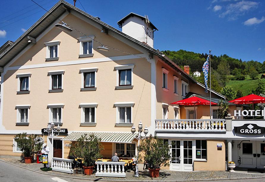 Hotel Stark in Ringelai im Bayerischen Wald, Hotel