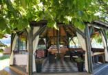 Hotel Stark in Ringelai im Bayerischen Wald, Pavillon
