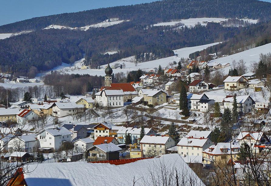 Hotel Stark in Ringelai im Bayerischen Wald, Ringelai