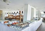 Marine Hotel in Kolberg, Buffet
