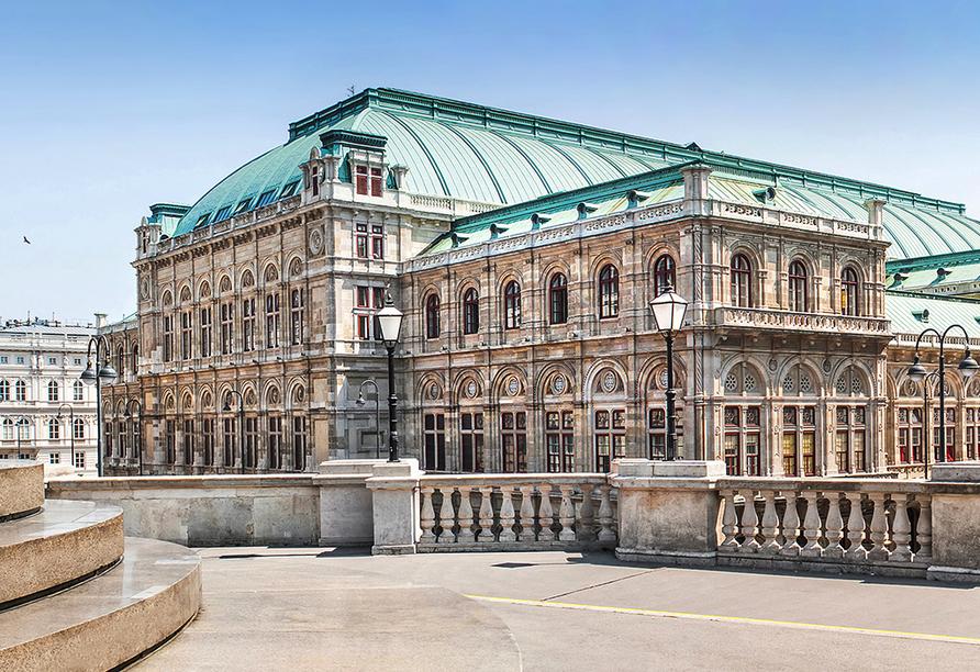 Vienna Sporthotel in Wien, Wiener Staatsoper