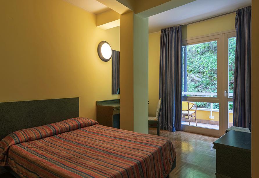 Hotel Internazionale in Torri del Benaco am Gardasee, Zimmerbeispiel