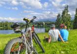 Landhotel Seeg, Fahrrad