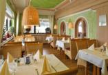 Landhotel Seeg, Restaurant