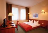 Parkhotel Neustadt in Neustadt in der Sächsischen Schweiz Zimmerbeispiel