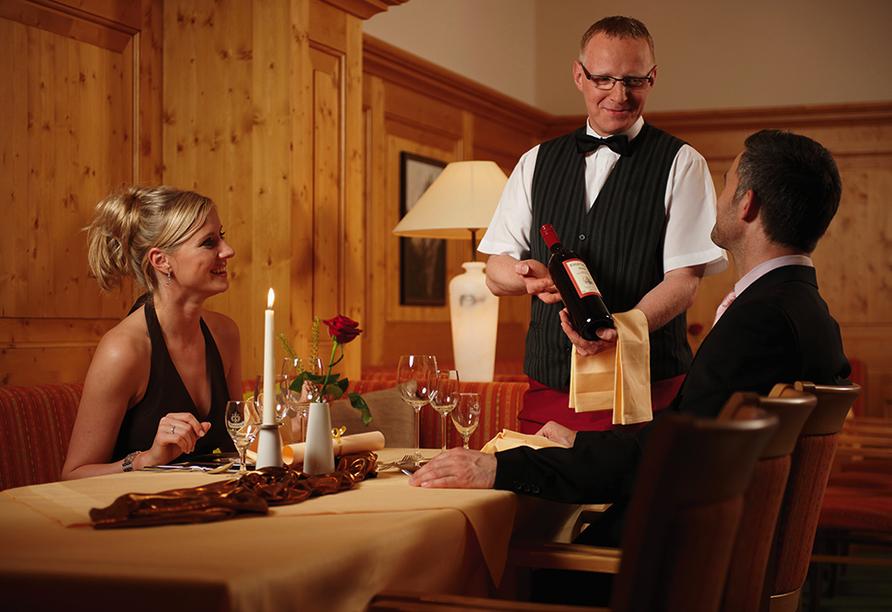 Parkhotel Neustadt in Neustadt in der Sächsischen Schweiz Restaurant
