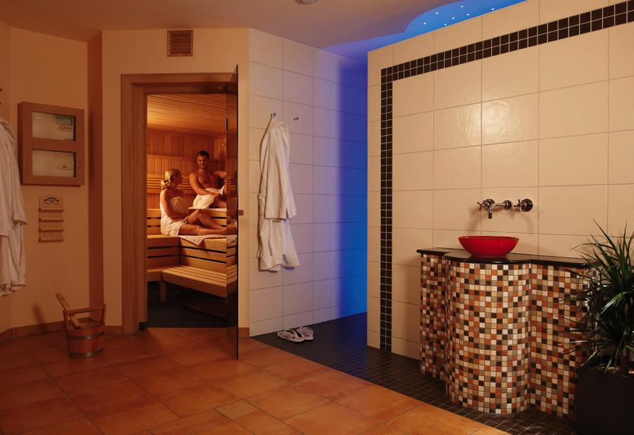 Parkhotel Neustadt in Neustadt in der Sächsischen Schweiz Sauna