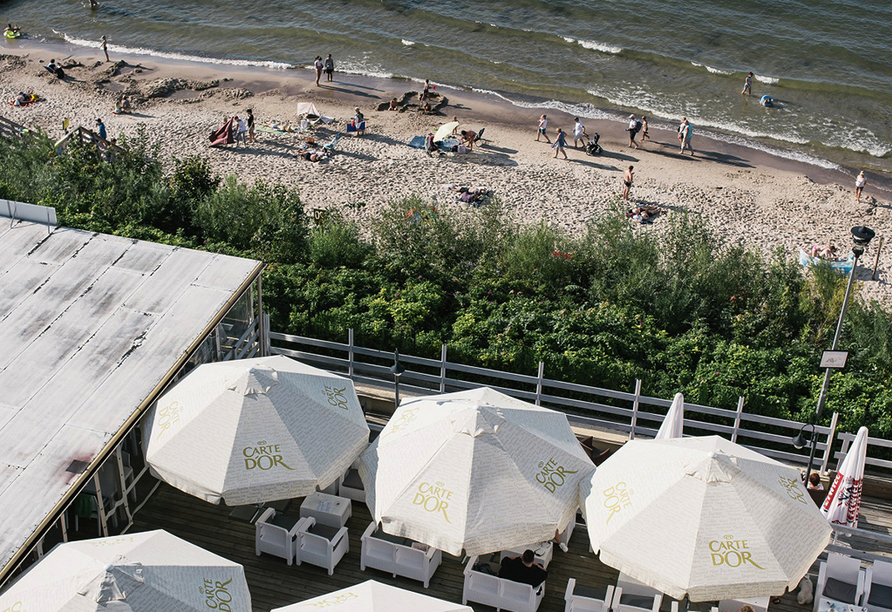 Hotel Lambert Medical Spa Polnische Ostsee, Beach Bar