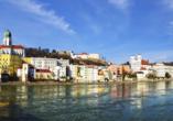 MS Ariana, Passau