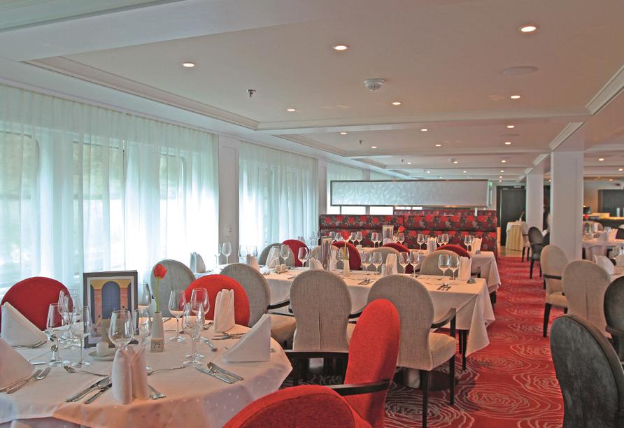 MS Ariana, Restaurant