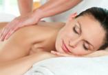 Hotel Camay in Cesenatico, Adria, Italien, Massage