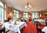 Hotel Christinenhof & Spa in Tauer im Spreewald, Restaurant