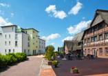 Phönix Hotel Schäfereck, Außenansicht