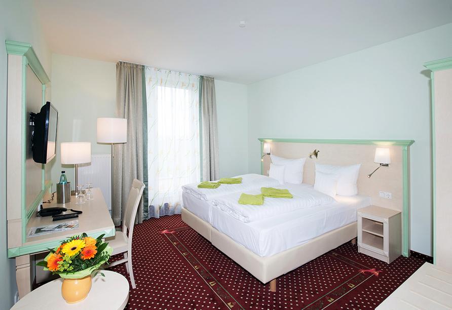 Phönix Hotel Schäfereck, Zimmerbeispiel