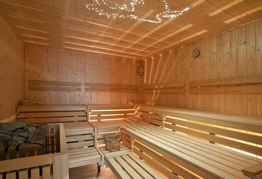 Phönix Hotel Schäfereck, Sauna