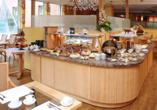 Best Western Hotel Halle-Merseburg an der Saale, Frühstücksbuffet