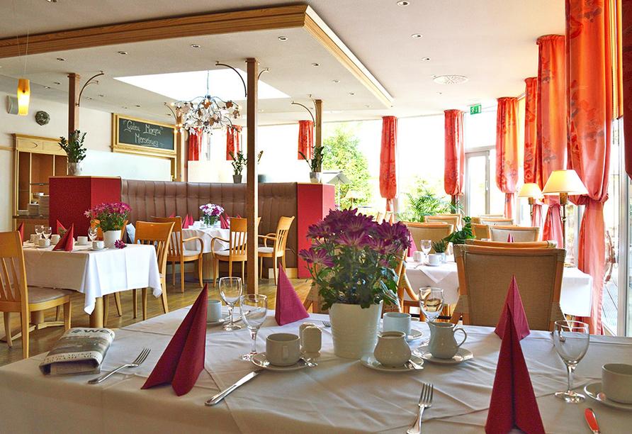 Best Western Hotel Halle-Merseburg an der Saale, Frühstücksraum