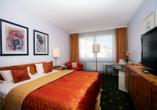 Alexa Hotel in Göhren auf Rügen Zimmerbeispiel