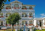 Alexa Hotel in Göhren auf Rügen, Außenansicht
