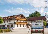 Landgasthof Pauliwirt in Erharting, Außenansicht