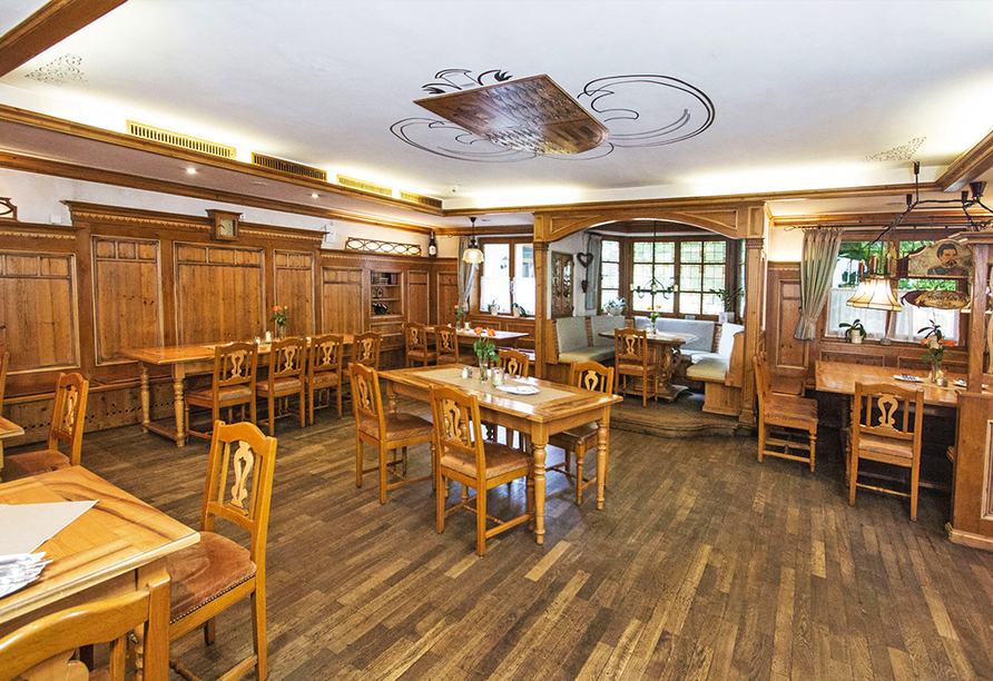 Landgasthof Pauliwirt in Erharting, Restaurant