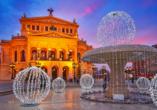 The Domicil Hotel in Frankfurt, Alte Oper