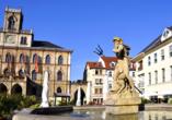 FAIR RESORT in Jena in Thüringen, Ausflugsziel Weimar