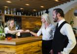 Hotel Pockinger Hof in Pocking in Bayern, Rezeption