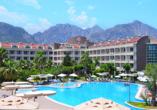 Hotel Fame Residence Göynük in Göynük, Außenansicht