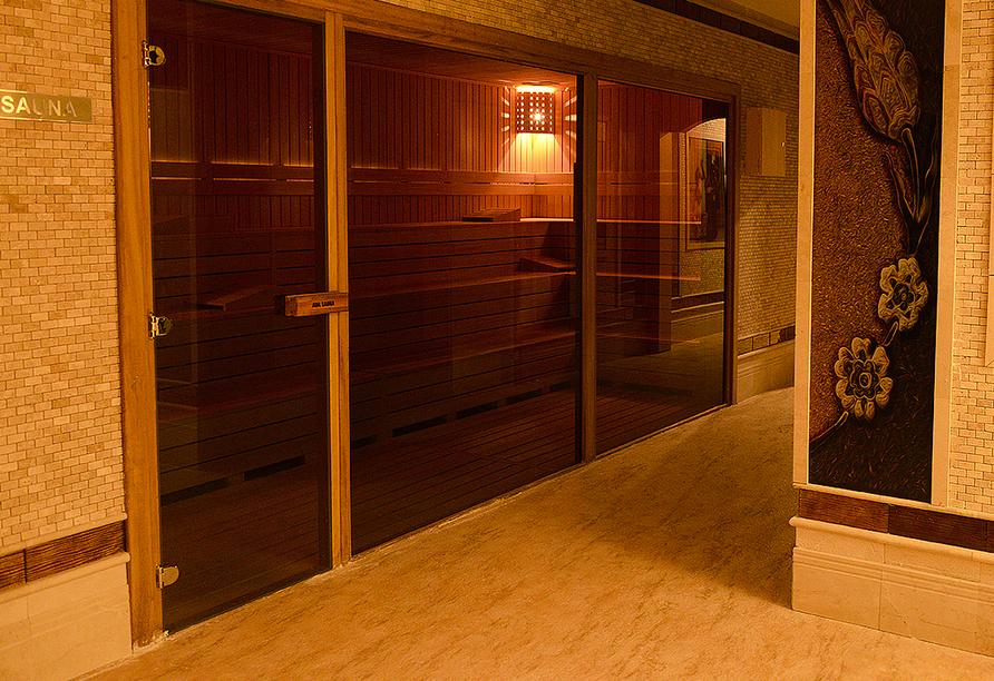 Hotel Fame Residence Göynük in Göynük, Sauna
