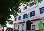Hotel Heitzmann in Mittersill, Außenansicht
