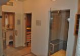 Hotel Heitzmann in Mittersill, Saunabereich