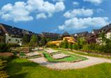 Hotel Sandra Spa Karpacz Riesengebirge Polen, Minigolf