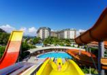 Hotel Mukarnas Spa Resort, Rutschen