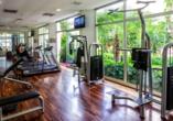 Hotel Mukarnas Spa Resort, Fitnessraum