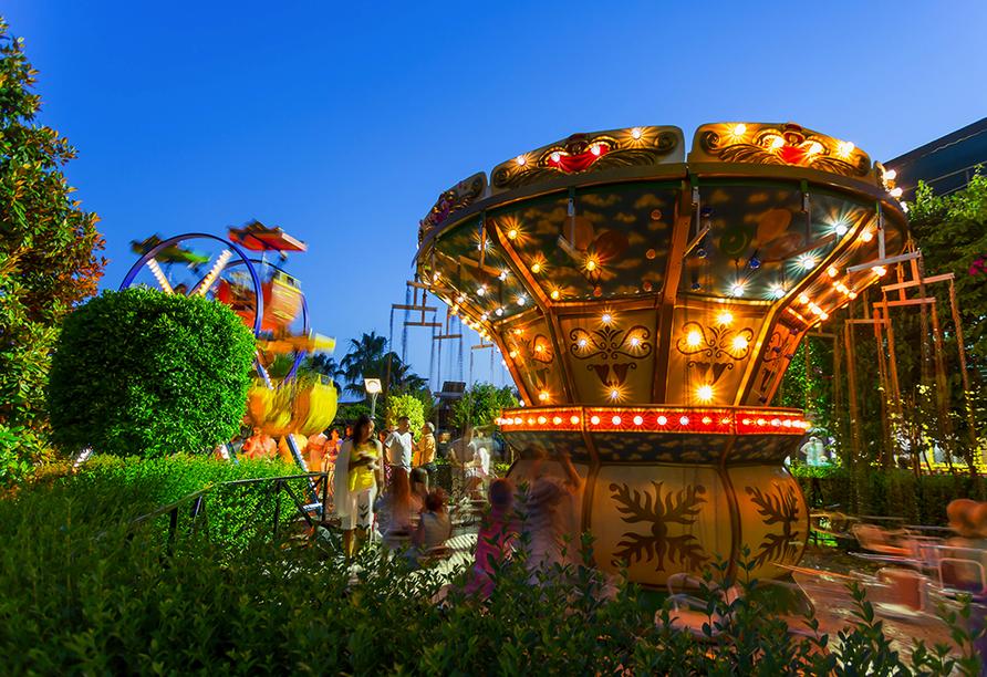Hotel Mukarnas Spa Resort, Kinderland