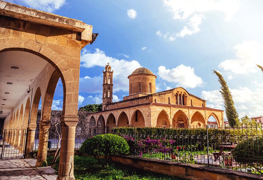 Entdeckerreise durch Nordzypern, Güzelyurt