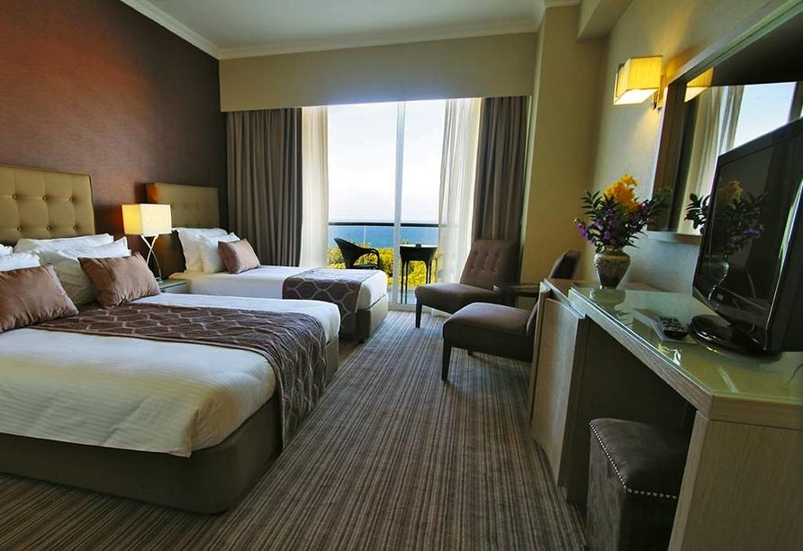 Entdeckerreise durch Nordzypern, Acapulco Resort Convention Spa & Casino