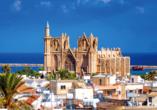 Entdeckerreise durch Nordzypern, Famagusta