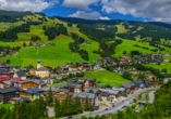 Hotel Almrausch in Saalbach Hinterglemm, Saalbach