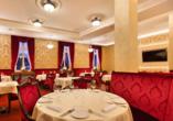 Hotel Dvorana Karlsbad Tschechien, Restaurant