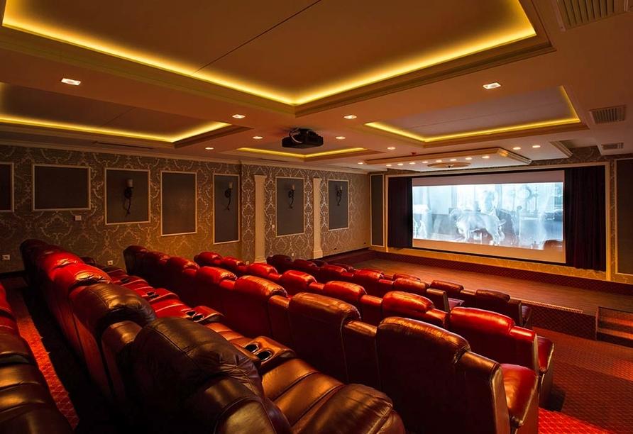 Hotel Dvorana Karlsbad Tschechien, Kino