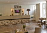 Hotel Des Princes, Straßburg, Elsass, Frankreich, Rezeption