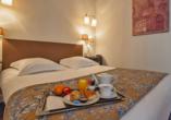 Hotel Des Princes, Straßburg, Elsass, Frankreich, Zimmer Standard