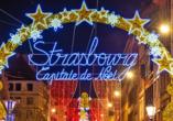 Hotel Des Princes, Straßburg, Elsass, Frankreich, Weihnachtsmarkt Straßburg